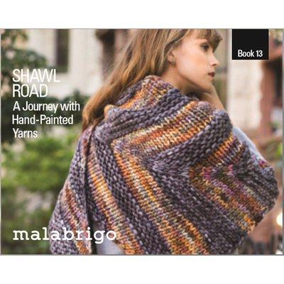 Malabrigo Book 13: Shawl Road
