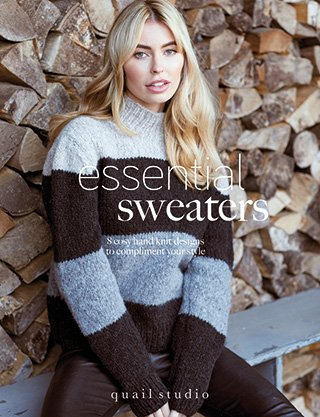 Essential Sweaters by Quail Studios