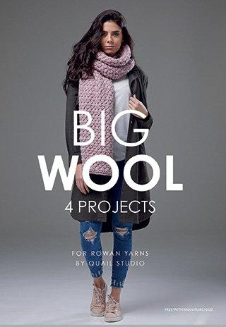 Mode at Rowan Big Wool Textures