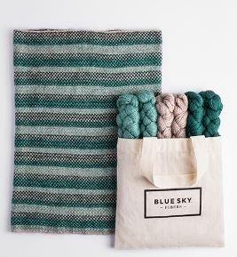 Blue Sky Fibers Lexington Cowl Kit