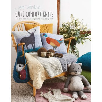 Cute Comfort Knits by Jem West