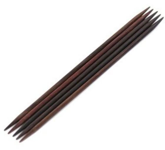Colonial Needle Rosewood 5.5 DPNs