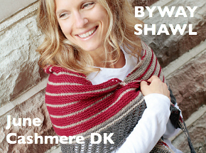byway shawl