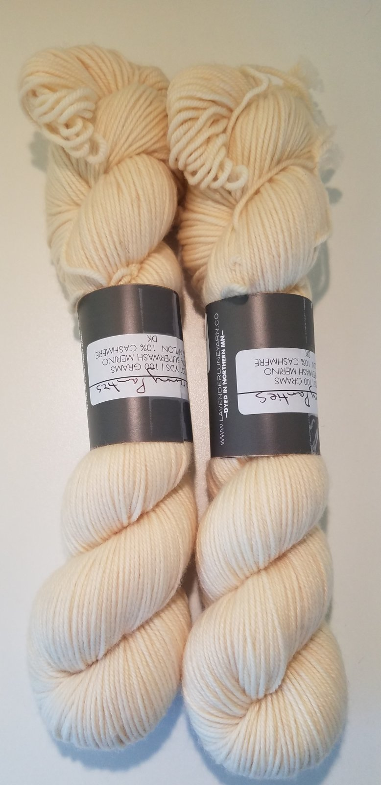 Lavender Lune DK Merino, Cashmere, Nylon (MCN) Yarn
