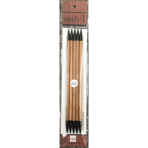 Igknite Lineaz 6 Double Pointed Needles