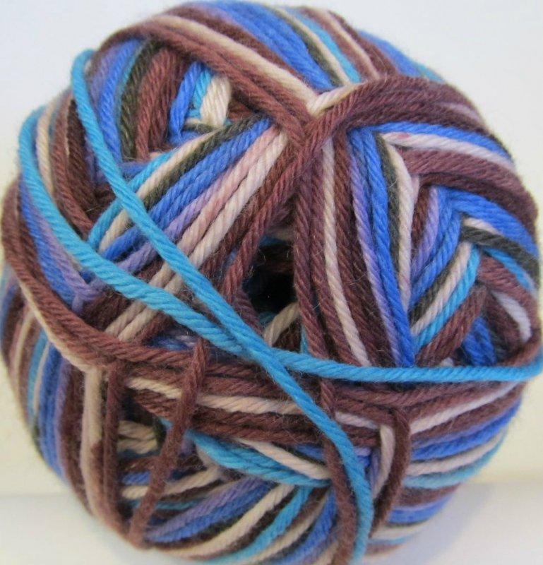 Knitting Fever Indulgence Cashmere 6-Ply Sock