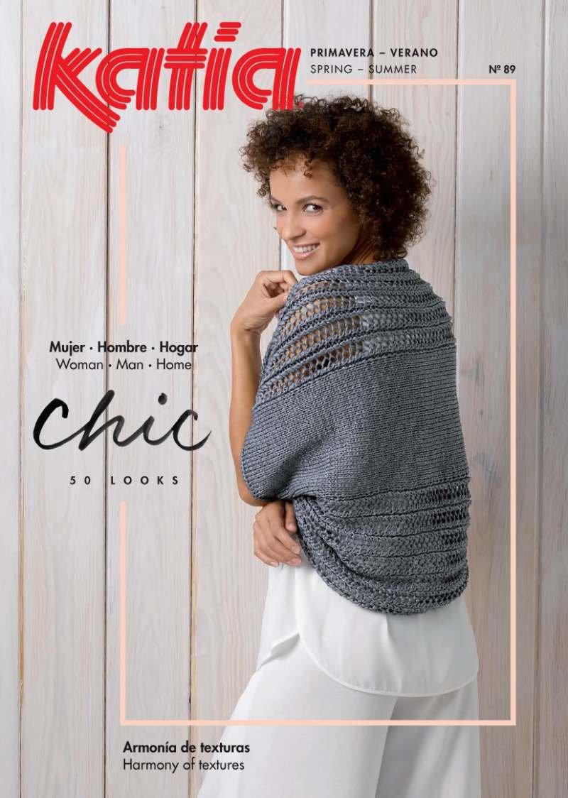 Katia Chic (Woman/Man/Home Pattern Book