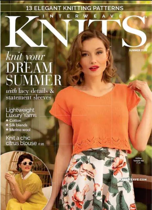 Interweave Knits Magazine Summer 2020