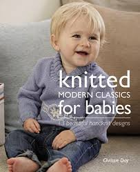 Knitted Modern Classics for Baby by Rowan