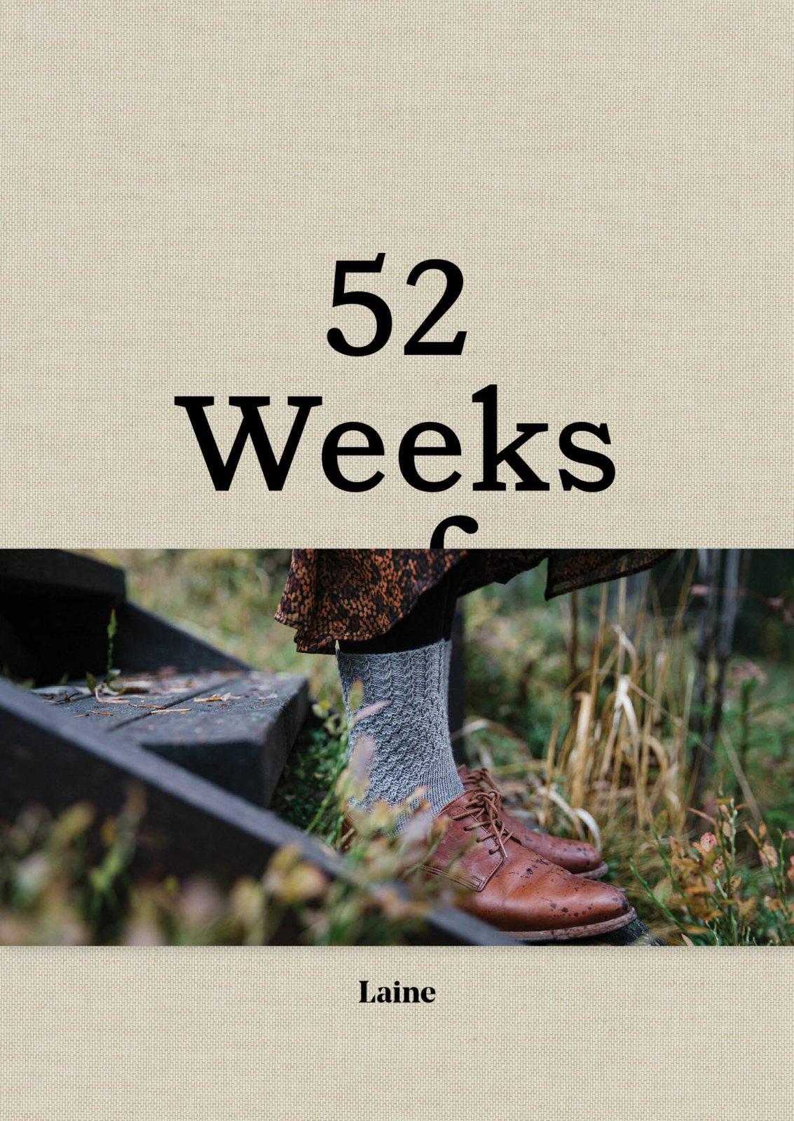 52 Weeks of Socks by Laine Publishing