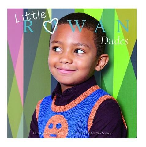 Rowan Little Dudes by Martin Storey