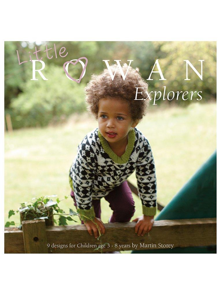 Little Rowan Explorers by Martin Storey