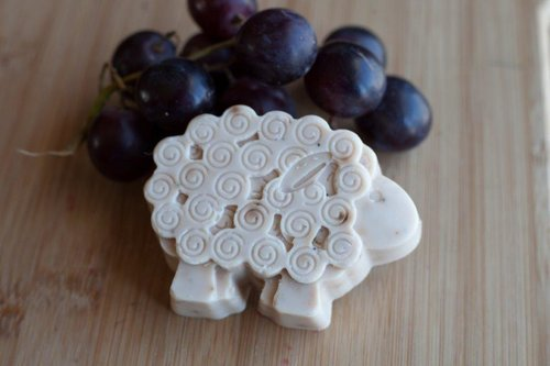 Sheep Soap by Fairchild Lamb and Wool