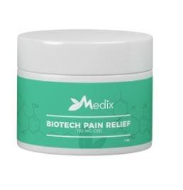 Medix Biotech CBD Pain Relief Topical Cream