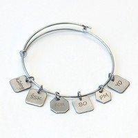 Stitch Marker Charm Bracelet & Charm Packs by Skacel