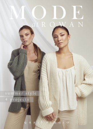 Mode at Rowan 4 Projects Summer Style by Quail Studio