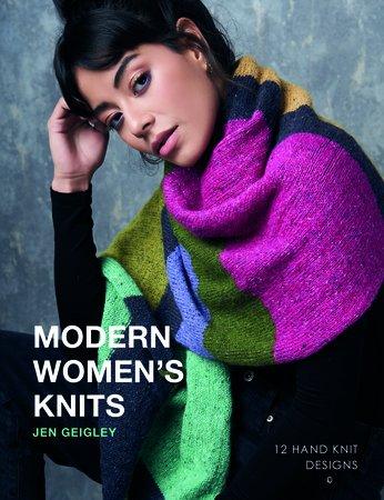 Modern Women Knits by Jen Geigley