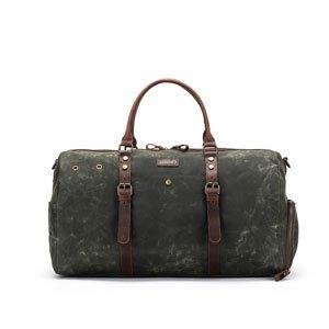 Maker's Weekender Bag by della Q