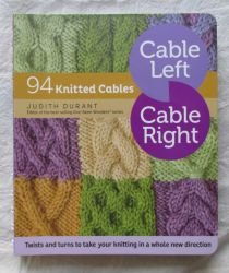 Cable Left Cable Right by Judith Durant