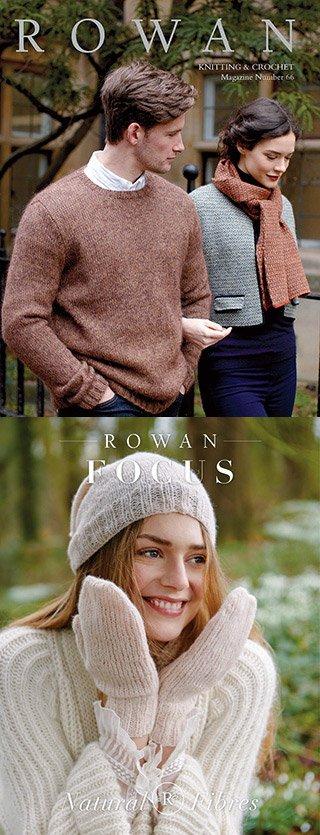 Rowan Magazine 66 Packaged