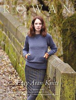 Rowan Easy Aran Knits by Martin Storey