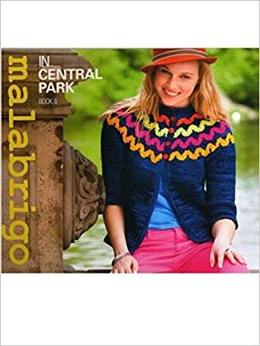 Malabrigo Book 8:  In Central Park
