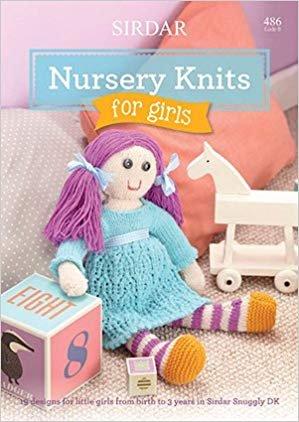 Sirdar Nursery Knits For Girls