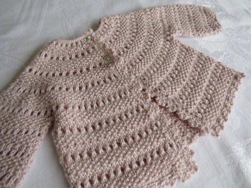 Sunday Cardi Pattern by Big Bad Wool