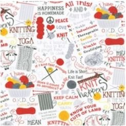 Tika Zipppity & Deja Vue Knitting Bags