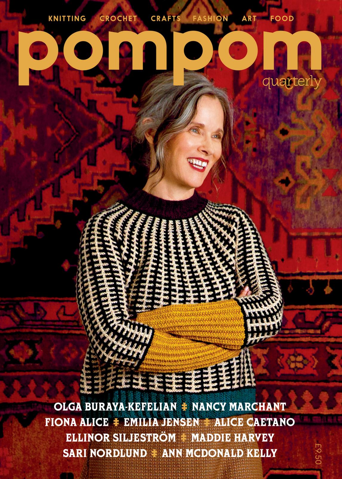 Pompom Quarterly Autumn 2017-Issue 22