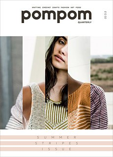 PomPom Quarterly Issue 25: Summer Stripes
