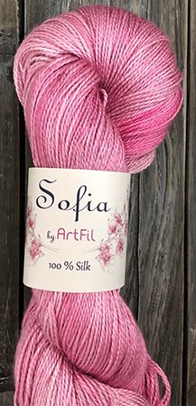Artfil Sofia Silk Yarn