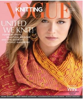 Vogue Knitting Magazine Spring/Summer 2020