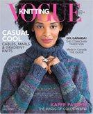 Vogue Knitting Late Winter 2017