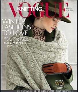 Vogue Knitting Magazine Winter 2019/2020