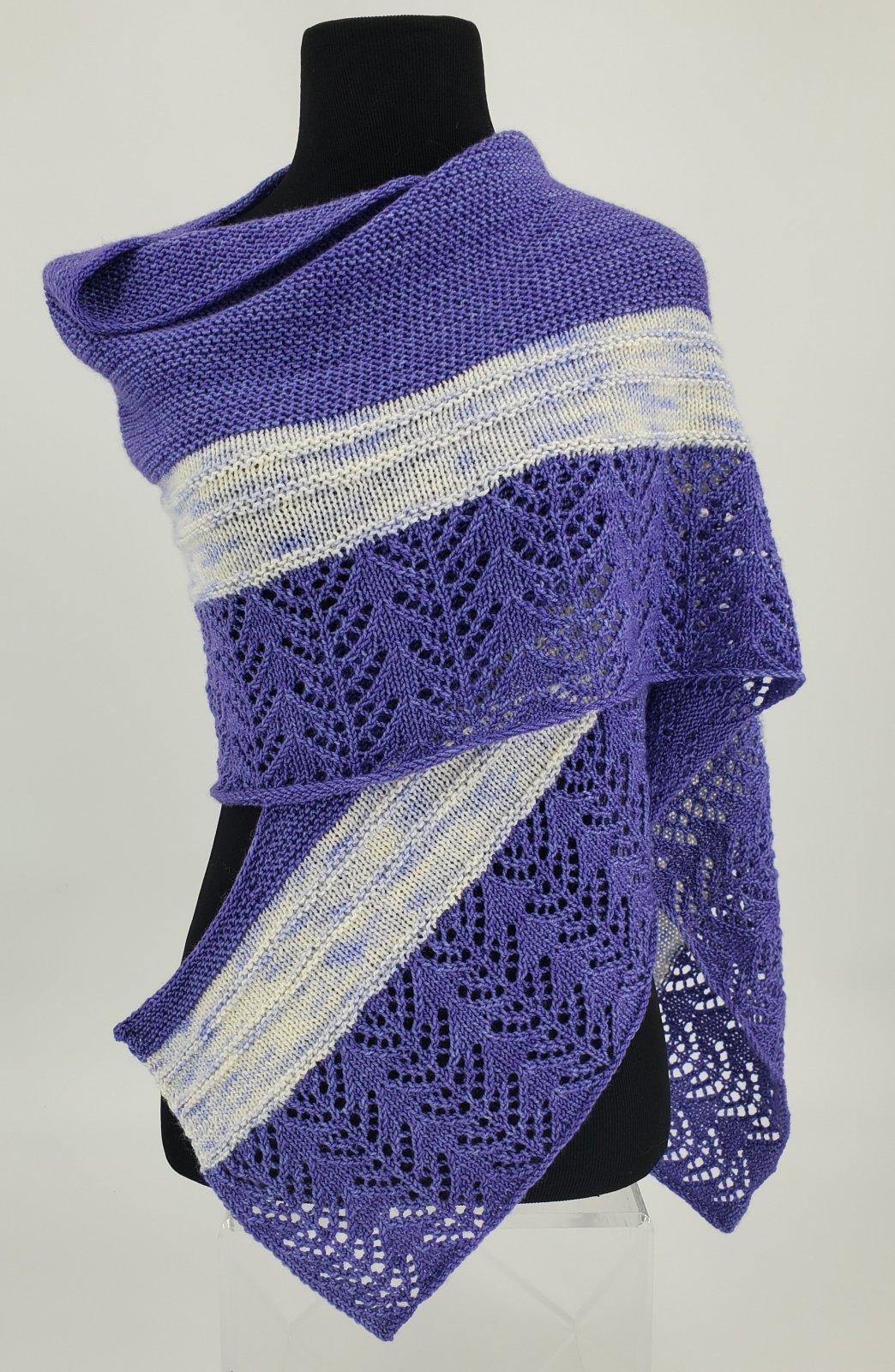 Hudson Lace Wrap Yarn