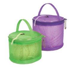 Walker Mesh Bags, Pouches & Yarn Caddy's