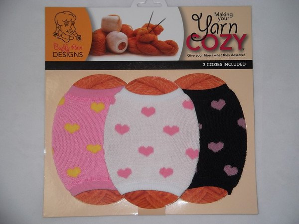 Yarn Cozy by Buffy Ann Designs