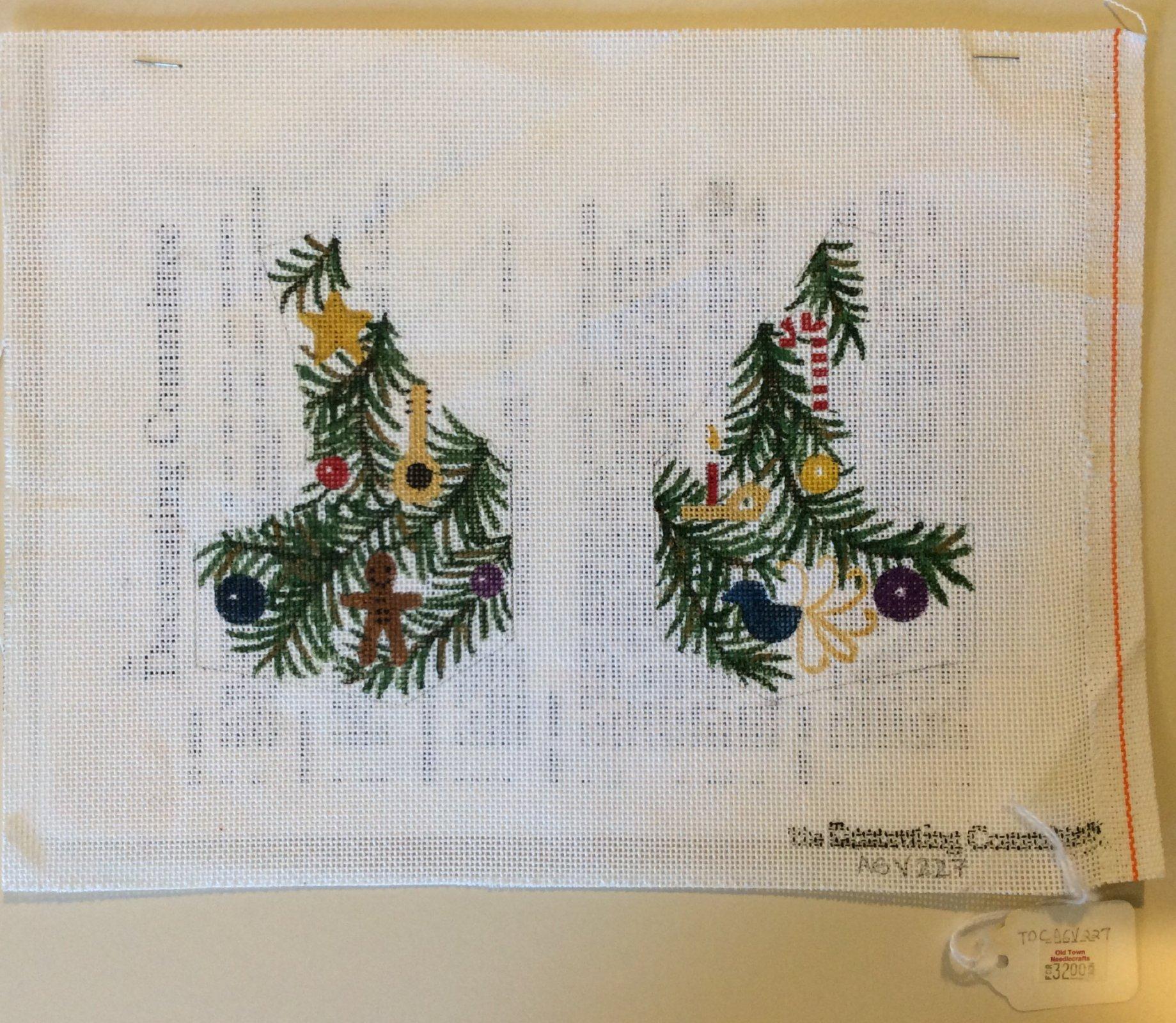 American Girl Vest - Christmas