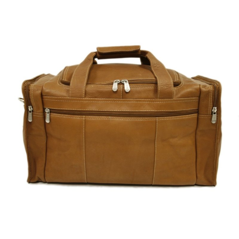 Piel 2025 Travel Duffel with Side Pockets*