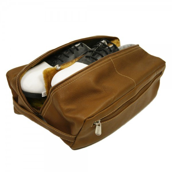 Piel 2041 Deluxe Shoe Bag*