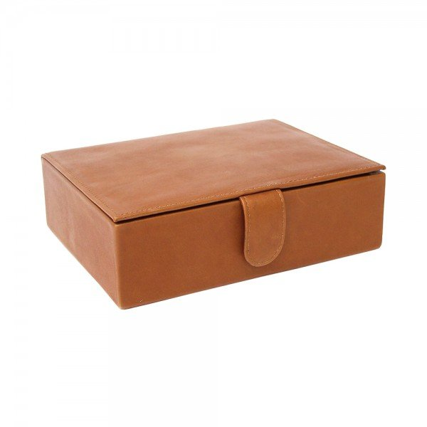 Piel 2352 Large Leather Gift Box*
