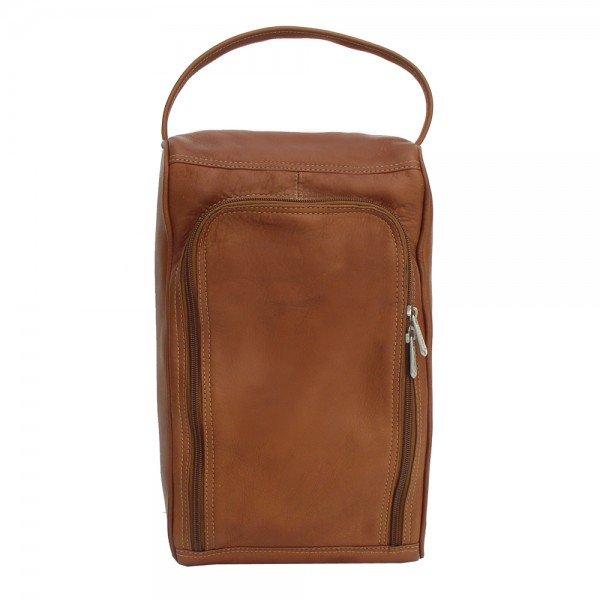 Piel 2378  U-Zip Shoe Bag*