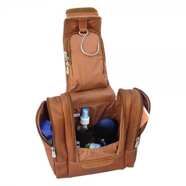 Piel 2460 Hanging Travel Toiletry Kit*