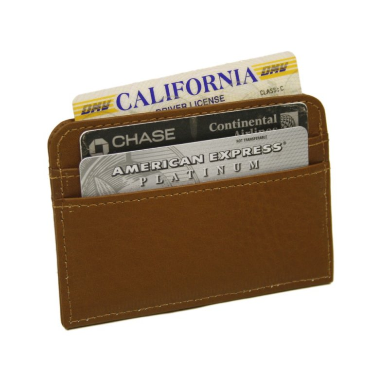 Piel 2848 Slim Business Card Case*