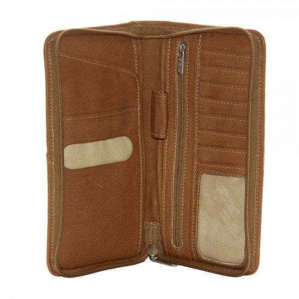 Piel 2874 Executive Travel Wallet*
