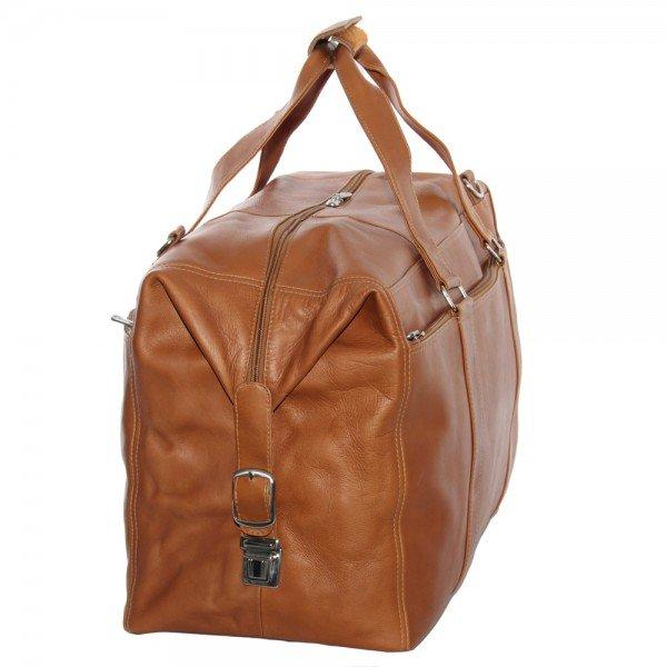 Piel 2997 Extra Large Zip-Pocket Duffel*
