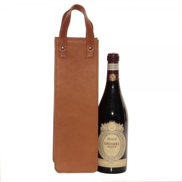 Piel 3058 Single Wine Tote*