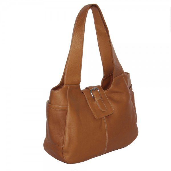 Piel 3061 Small Flap Hobo Bag*