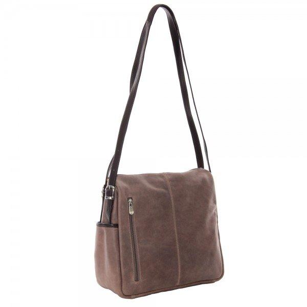 Piel 3064 Top-Zip Handbag/Shoulder Bag*